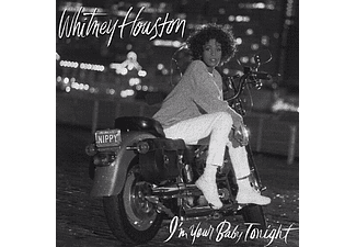 Whitney Houston - I'm Your Baby Tonight (CD)
