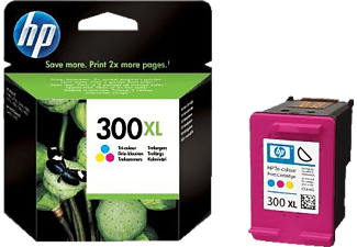 HP 300XL Tri-colour Ink CC644E