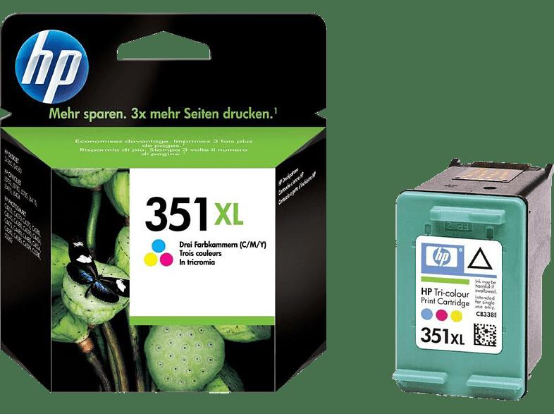 HEWLETT PACKARD 351XL Tri-Colour CB338EE laptop  tablet  computing  εκτύπωση   μελάνια μελάνια  toner