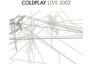 Coldplay - Live 2003 (CD + DVD)