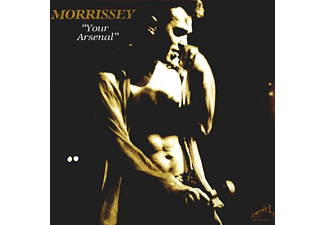 Morrissey - Your Arsenal (CD)
