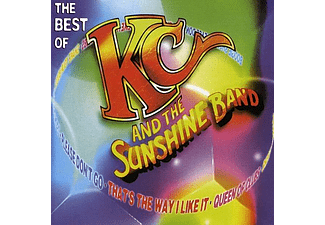 KC and The Sunshine Band - Best Of (CD)