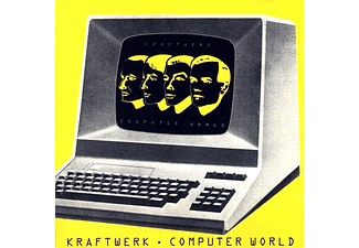 Kraftwerk - Computer World - International Version Remastered (CD)