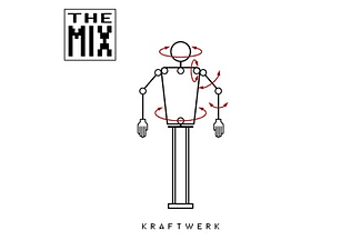 Kraftwerk - The Mix - International Version Remastered (CD)