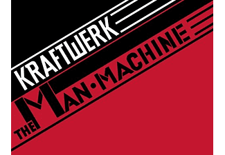 Kraftwerk - The Man Machine (CD)