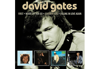David Gates - First + Never Let Her Go + Goodbye Girl + Falling [CD]