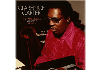 Clarence Carter - The Fame Singles Vol.2 1970-73 - (CD)