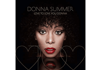 Donna Summer - Love To Love You Donna (CD)