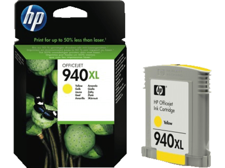 HEWLETT PACKARD NO 940XL Yellow - (C4909A) laptop  tablet  computing  εκτύπωση   μελάνια μελάνια  toner computing   tablets