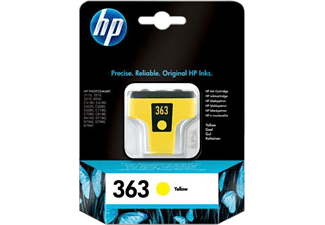 HP Vivera 363 6ML Yellow - (C8773EE)