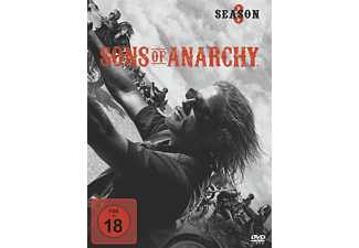 Sons of Anarchy - Staffel 3 [DVD]