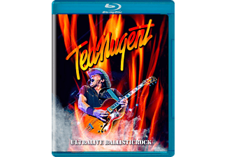 Ted Nugent - Ultralive Ballisticrock [Blu-ray]