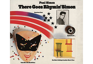 Paul Simon - There Goes Rhymin' Simon (CD)