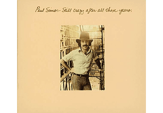 Paul Simon - Still Crazy After All These Years (CD)