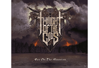Twilight Of The Gods - Fire On The Mountain [CD]