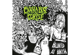 Cannabis Corpse - Blunted At Birth (Re-Release) [CD]