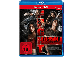 Fight - City of Darkness 3D [3D Blu-ray]