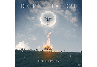 Deception Of A Ghost - Life Right Now - (CD)