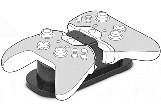 Speedlink Speedlink, TWINDOCK USB Dual Charger voor Xbox One (Zwart) (SL-250000-BK)