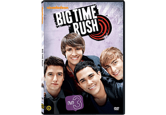 Big Time Rush - 1. évad, 3. lemez (DVD)