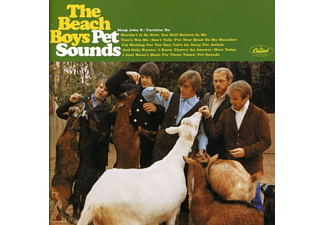 The Beach Boys - Pet Sounds (CD)