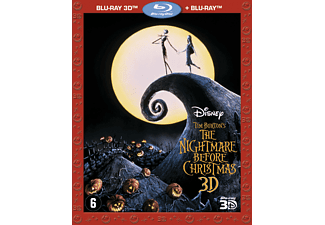 The Nightmare Before Christmas 3D | 3D Blu-ray