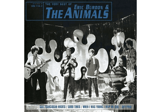 Eric Burdon & The Animals - Inside Out (CD)