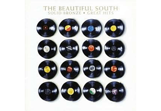 The Beautiful South - Solid Bronze - Great Hits (CD)