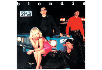 Blondie - Plastic Letters (CD)