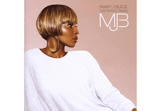 Mary J. Blige - Growing Pains (CD + DVD)