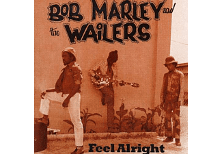 Bob Marley & The Wailers - Feel Alright (CD)