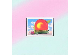 The Allman Brothers Band - Eat A Peach (CD)