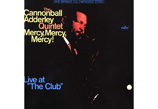 Cannonball Adderley - Mercy Mercy Mercy (CD)