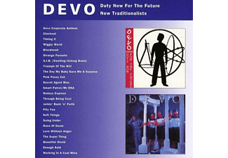 Devo - Duty Now for the Future - New Traditionalists (CD)