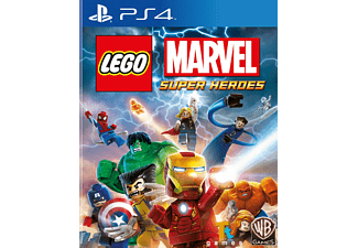 LEGO Marvel Super Heroes | PlayStation 4