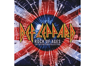 Def Leppard - Rock Of Ages - The Definitiv (CD)