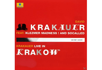 David Krakauer - Live In Krakow [CD]