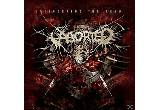 Aborted - Engineering The Dead - (CD)