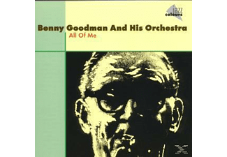 Benny Goodman - All Of Me - (CD)