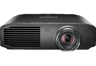 "PANASONIC PT-AT6000E, ""Red-Rich"" Technologie und Pure Colour Filter Pro, Beamer, Full-HD, 1.920 x 1.080 Pixel, 2.400 Lumen, 500000:1, 3D, Full-HD 1080p"