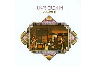 Cream - Live Cream Vol.2 (CD)