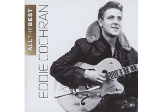 Eddie Cochran - All The Best (CD)
