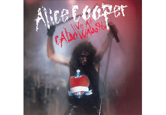 Alice Cooper - Live At Cabo Wabo 96 (CD)