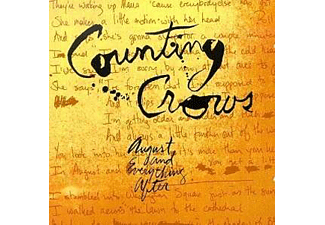 Counting Crows - August And Everything After (CD)