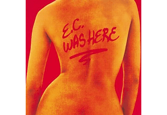 Eric Clapton - E.C. Was Here (CD)