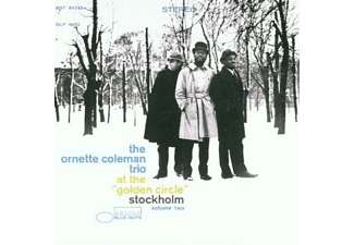 Ornette Coleman - At The Golden Circle Vol.2 (CD)