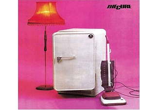 The Cure - Three Imaginary Boys - Remastered (CD)