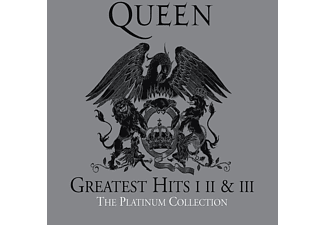 Queen - The Platinum Collection (2011 Remastered) [CD]