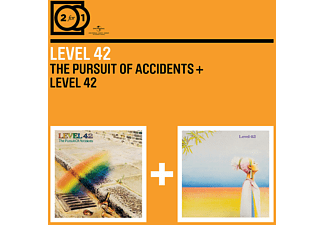 Level 42 - 2 For 1: The Pursuit Of Accidents/Level 42 [CD]