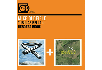 Mike Oldfield - 2 For 1: Tubular Bells/Hergest Ridge [CD]